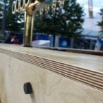 Draught Craft Beer Tap Dispenser Mobile Bar Build