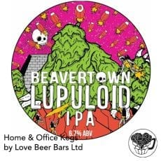 Beavertown Lupoloid IPA Home Office Kent