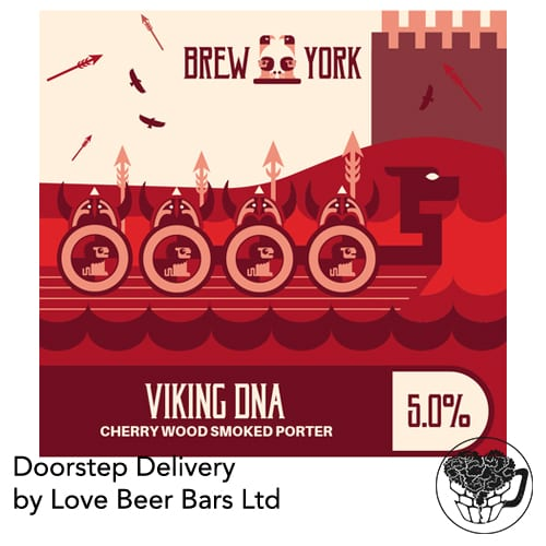 Brew York Viking DNA Porter Home Delivery Kent