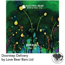 Electric Bear Zorbing Pale Ale Home Delivery Kent