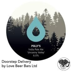 Polly Uncanny Valley IPA Home Delivery Kent