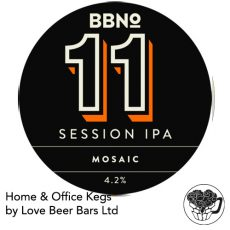 Brew by Numbers Session Ipa Home Office Keg
