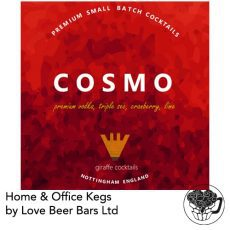 Cosmo Cocktail Home Office Keg