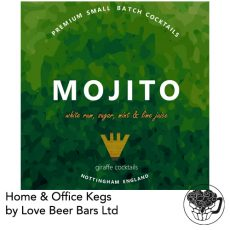Mojito Cocktail Home Office Keg